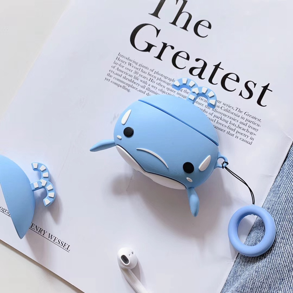 Cartoon Silicone Case for AirPods Pro 225