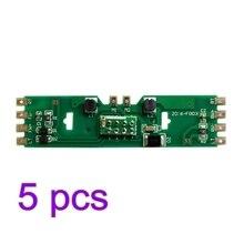 Piezas mejoradas para tablero de circuito impreso, escala 1:87 HO, resistencia, Kit de construcción, modelo Bachmann, 4/5/10 Uds.