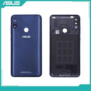 Image 1 - ASUS ZB631KL Back Door Case Battery housing back cover For ASUS Zenfone Max Pro M2 ZB631KL Rear Cover Case For Zenfone ZB631KL