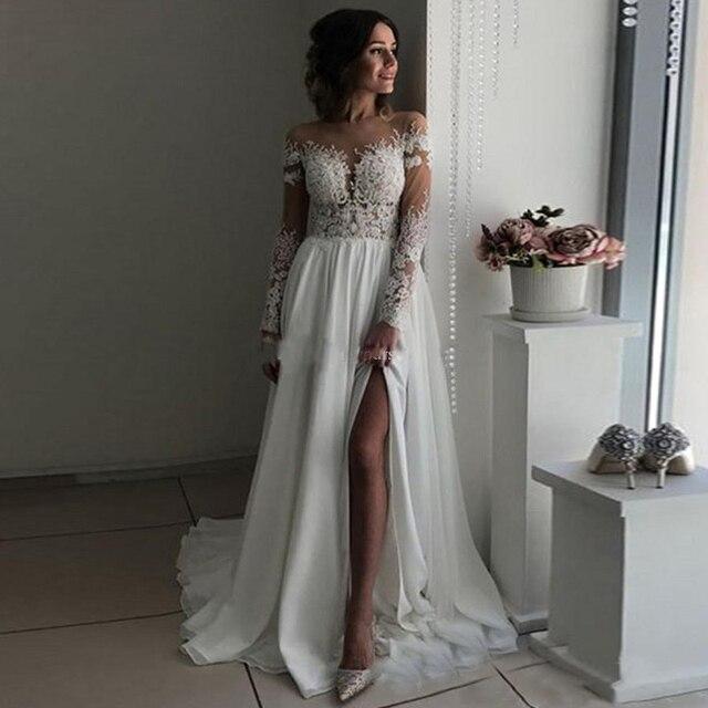 Robe de Mariage Bohème Romantique Amélia