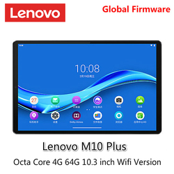 Lenovo tablet M10 PLUS MediaTek P22T Octa core 4G RAM 64G ROM 10.3 inch WIFI Android 9 TDDI FHD 10 point touch tablet PC