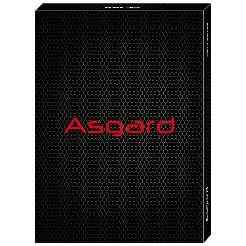 Asgard Loki w2 RGB 8GB * 2 3200MHz DDR4 DIMM 288 broches XMP Memoria Ram ddr4 ordinateur de bureau de mémoire Ram pour jeux d'ordinateur double canal - 6