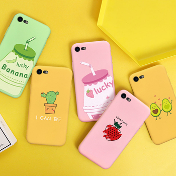 Cute cartoon Protective Phone Case For iPhone 8 7 6 6s Plus 5 5S SE soft TPU Case For iPhone XS Max X 11 XR Silicone Cover Coque 3d cigarette phone case for iphone 7 creativity soft silicon tpu cover for apple iphone 6s 6 x 8 plus 5 se 5s case 7 plus 6 plus