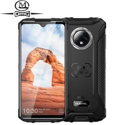OUKITEL WP8 Pro NFC 5000 мАч IP68 водонепроницаемый мобильный телефон 6,49 ''HD + дисплей 4 Гб 64 Гб Восьмиядерный Android 10 прочный смартфон