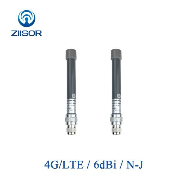 4G LTE Antena 2G 3G GSM zewnątrz Omni z włókna szklanego Antena stacja bazowa o wysokiej mocy Wifi router przemysłowy N mężczyzna Z161 G4GNJ18