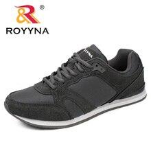 ROYYNA/Новинка года; дизайнерская обувь на танкетке; женская и мужская повседневная обувь; вулканизированные женские кроссовки на платформе; обувь; Zapatos De Mujer