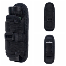 Belt Holster Pouch-Set Lighting-Accessory Torch-Case Survival-Kits Rotatable-Flashlight
