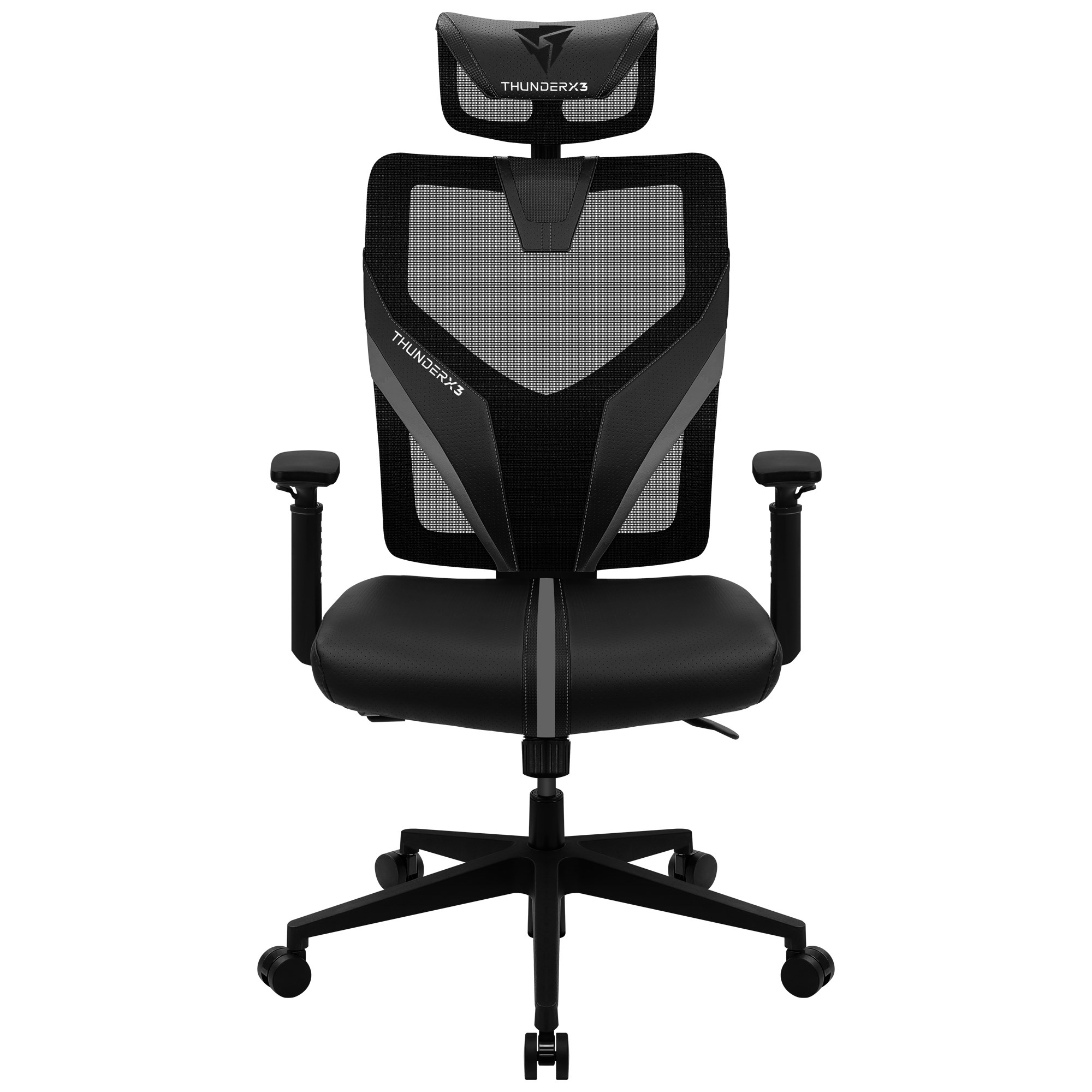 ThunderX3 Yama 1, Gaming Chair, Technology AIR, Desk Ergonomic And Breathable, Cyan