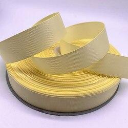 Nouveau 5yards 6mm 10mm 15mm 20mm 25mm 38mm ruban gros-grain pour noël mariage décoration bricolage couture artisanat #08