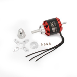 DXW D4250 800KV 3-7S Outrunner Brushless Motor for RC FPV Fixed Wing Drone Airplane Aircraft Quadcopter Multicopter