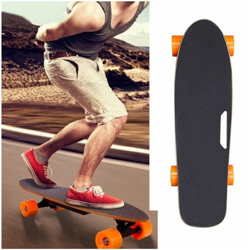 Ship from USA Europe Four Wheel Electric Skateboard Wireless Remote controller Scooter Plate Board hoverboard unicycle (9)