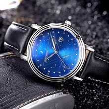 2020 Top Luxury Brand Classic Business Men Watches Dazzle Gypsophila Mens Quartz Wristwatch Leather Strap Fashion Male Clock New fashion leather strap beautiful watches for gifts elegant classic casual analog business quartz wristwatch