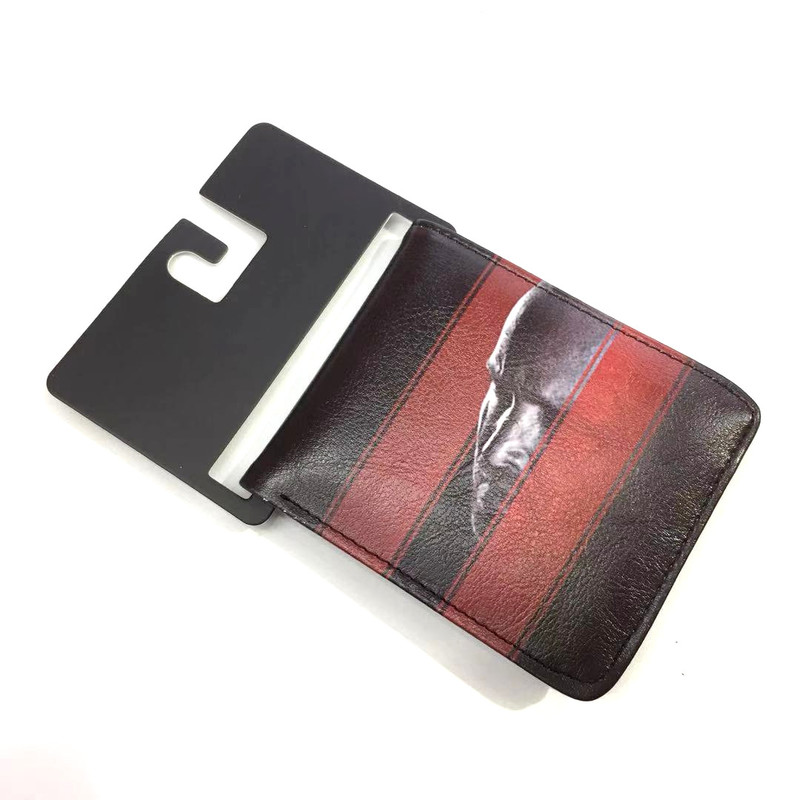 Movie El Camino: A Breaking Bad Movie Men Short Bi-fold Wallet Faux Leather Zipper Coin Purse Unisex ID/Credit Card Holder image