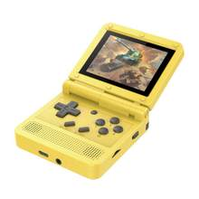 New Portable Retro Video Handheld Game Console Gamepad 3.0 Inch IPS Screen Flip LCD Game Player With 1000mAh Battery Kid Gift(China)