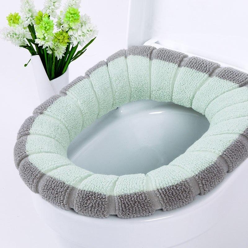 浴室便座 Closestool 洗えるソフトウォーマーマットパッドクッション wc