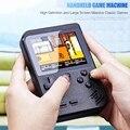 2021 Портативный портативная игровая консоль Встроенный 400 игр 2 игрока ТВ соединение 8-битный Gameboy чехол для телефона в виде ретро-игровой кон...