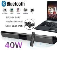 new 2019 Wireless Bluetooth Soundbar Speaker TV Home Theater Soundbar Subwoofer
