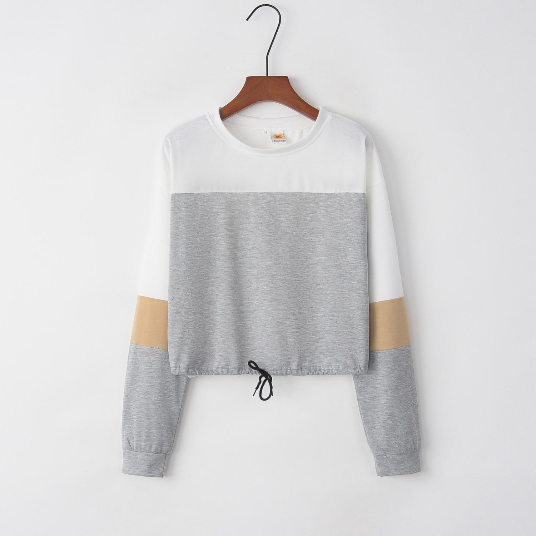 Three Coclor 2020 New Design Hot Sale Hoodies Sweatshirts Women Casual Kawaii Harajuku Sweat Girls European Tops Korean