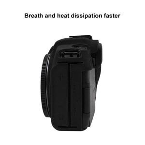 Image 5 - PULUZ Soft Silicone Rubber Camera Protective Body Cover Skin Case  for  Canon EOS RP SLR Camera Bag Housing protector Cover