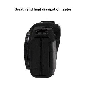 Image 5 - PULUZ Zachte Siliconen Rubber Camera Beschermende Body Cover Skin Case voor Canon EOS RP SLR Camera Tas Behuizing protector Cover