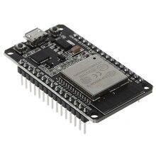 Scheda di sviluppo ESP 32 ESP 32S WiFi Bluetooth consumo energetico ultra basso scheda doppia core ESP32