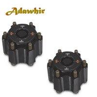 Automatic Free wheel locking hubs FOR NISSAN Safari GQ Y60 B016 40250 20J01 4025020J01 2 piece