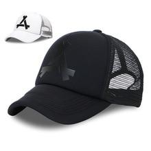 New Casual Baseball Cap For Men Women Summer Mesh Breathable Unisex Adjustable Hip pop Hat