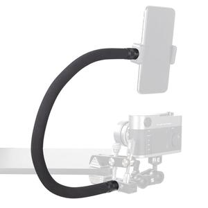 Image 3 - Extended Expansion bracket with 1/4 Screw Screw Hole for Phones Cameras LED Light Macro photography