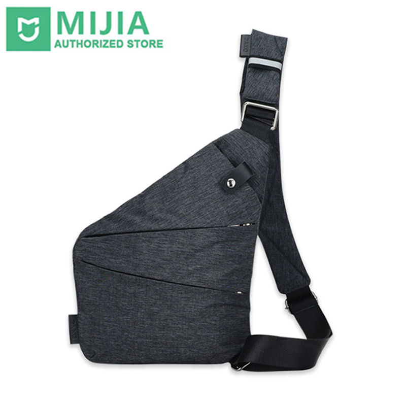 2020 New Fash Ergonomic Chest Pocket Bag Youth Slim Design For Outdoor Activities And Daily Use Left & Right Shoulder