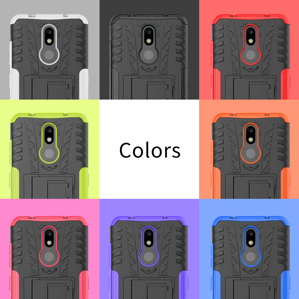 SFor נוקיה 3.2 מקרה עבור Nokia 3.2 2.1 3.1 5.1 7.1 8.1 4.2 X3 X5 X7 2 V Nokia3.2 Nokia3.1 nokia7.1 בתוספת 2018 Coque כיסוי מקרה