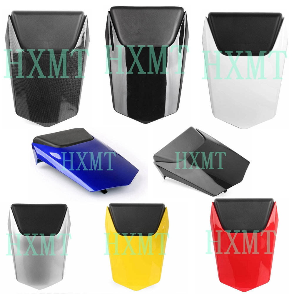 <font><b>For</b></font> <font><b>Yamaha</b></font> YZFR1 YZF 1000 <font><b>R1</b></font> <font><b>2000</b></font> 2001 Black blue motorcycle Pillion Rear <font><b>Seat</b></font> Cover Cowl Solo <font><b>Seat</b></font> Cowl Fairing image