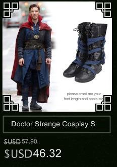 087f66a7b3dd2 Doctor Strange Cosplay Shoes Stephen Steve Vincent Strange Cosplay ...