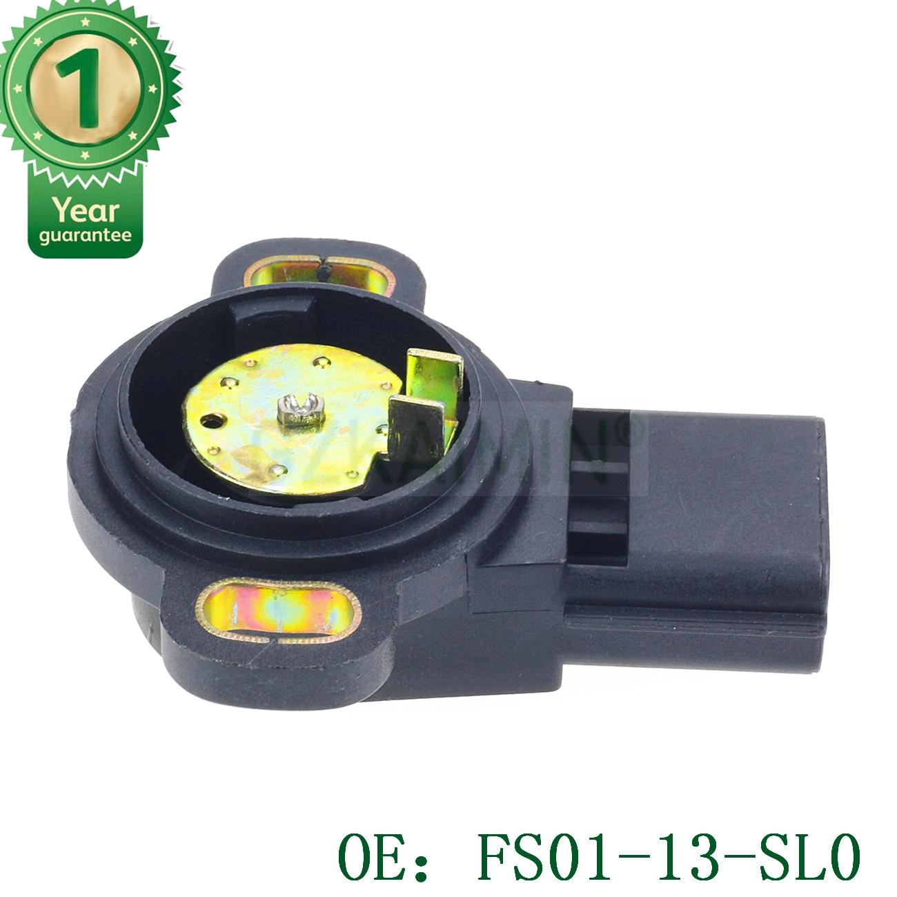 Neue neue gute qualität eine tps Drossel Position Sensor TPS SENSOR oem FS01-13-SL0 FS0113SL0 für MAZDA 626 MX6 PROTEGE