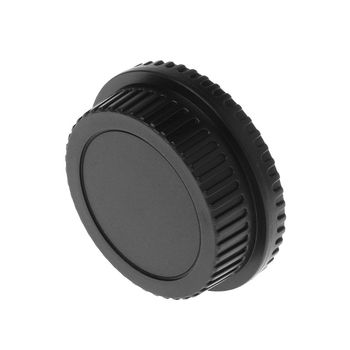 Rear Lens Body Cap Camera Cover Set Dust Screw Mount Protection Plastic Black Replacement for Canon EOS EF EFS 5DII 5DIII 6D camera lens rear cap for mamiya 67 mount camera rz67 rb67 prosd plastic black