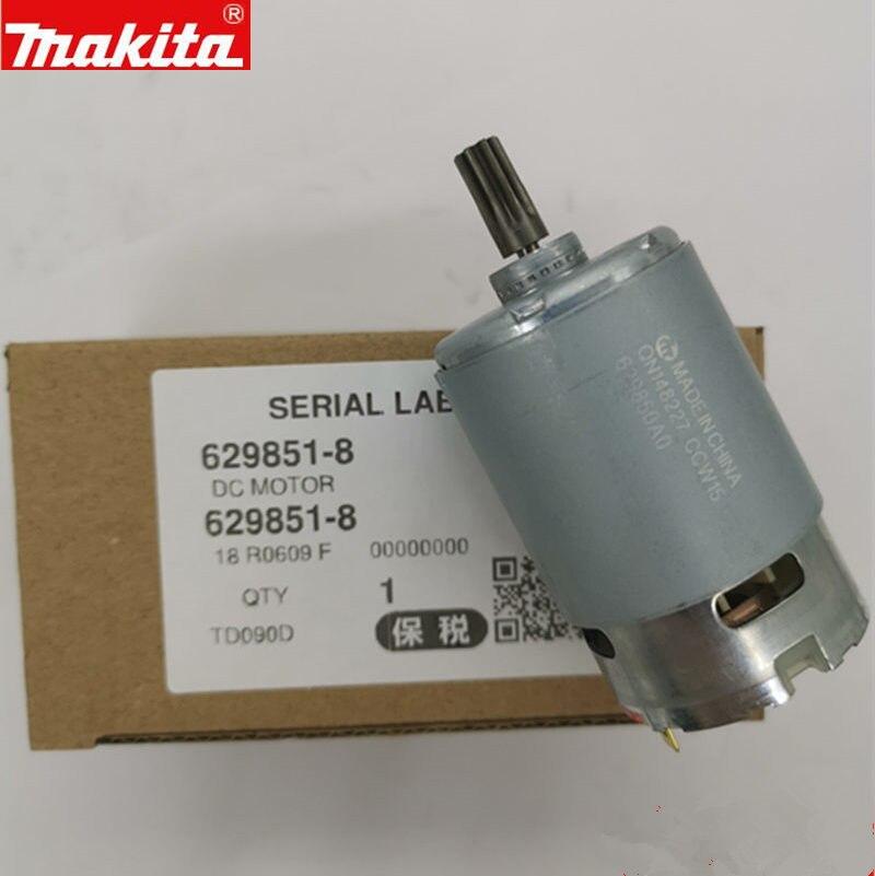 MAKITA 629851-8 7Teeth Motor DC 10.8V Rotor For TD090DWE TD090DW TD090D Drill Driver Screwdriver Power Tools Machine Motor