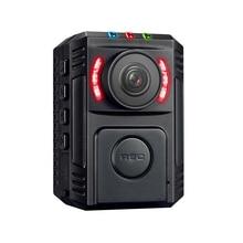 Карманный потертый видеорегистратор Мини wifi HD 1080P Портативный полицейский телефон приложение камера для тела беспроводной ночного видения с питанием от батареи