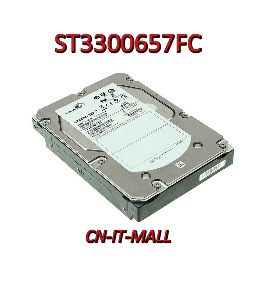 Seagate Cheetah 15K.7 ST3300657FC 300GB 15000 RPM 16MB Cache fiber Channel 4 ГБ/сек. 3,5