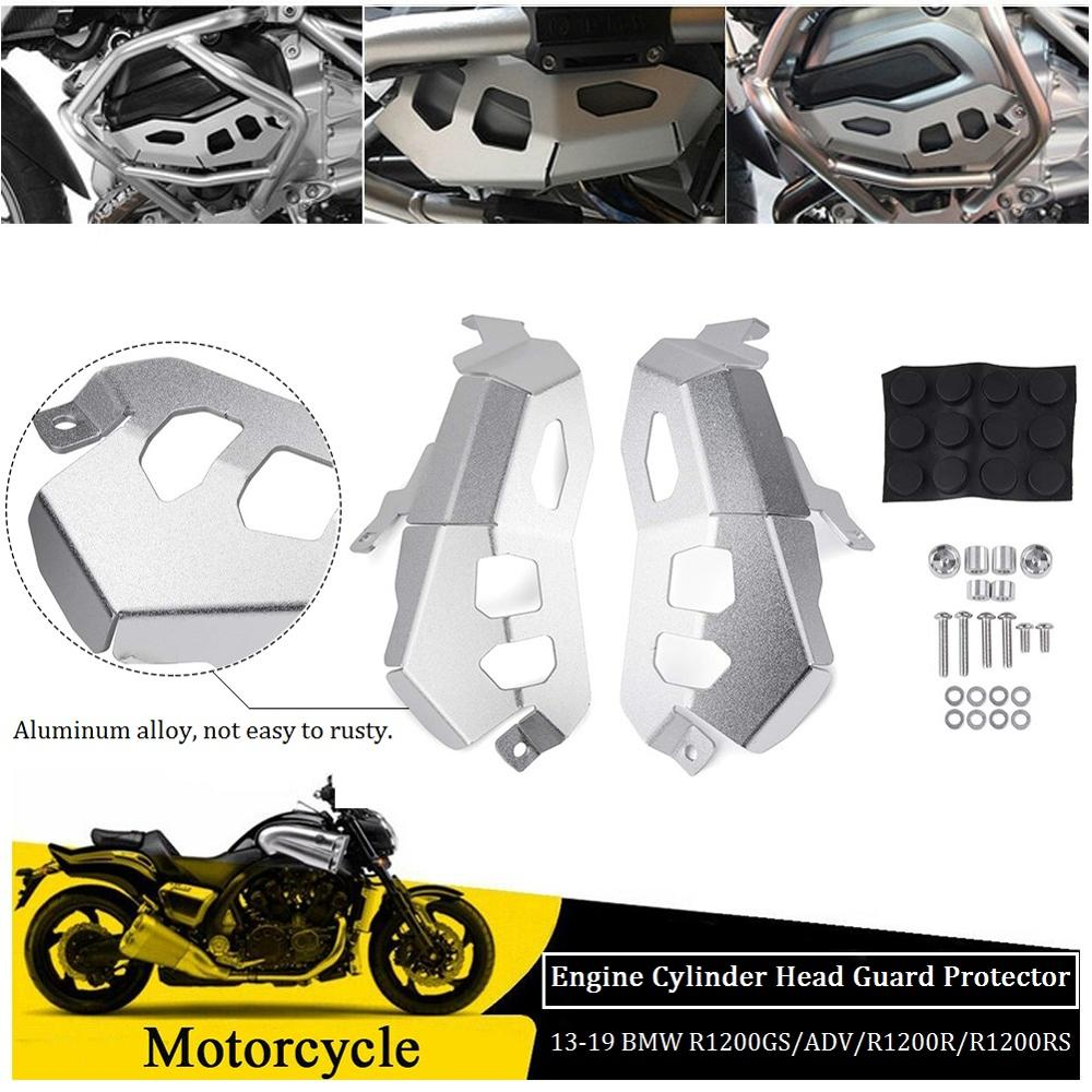For <font><b>BMW</b></font> <font><b>R1200GS</b></font> Adv <font><b>Cylinder</b></font> <font><b>Head</b></font> Guard Protector Cover R 1200GS 1200 GS R1200 GS Adventure 2013 2014 2015 2016 2017 2018 2019 image