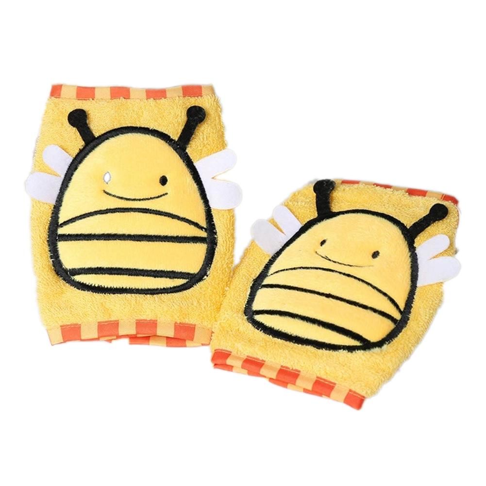 Children Adjustable Knee Pad Protective Gear Set Cute Breathable Baby Crawling Knee And Elbow Pads Baby Outdoor Activity Care
