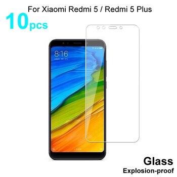 For Xiaomi Redmi 5 / Redmi 5 Plus 2.5D 0.26mm Tempered Glass Screen Protector For Xiaomi Redmi 5 Plus Protective Glass