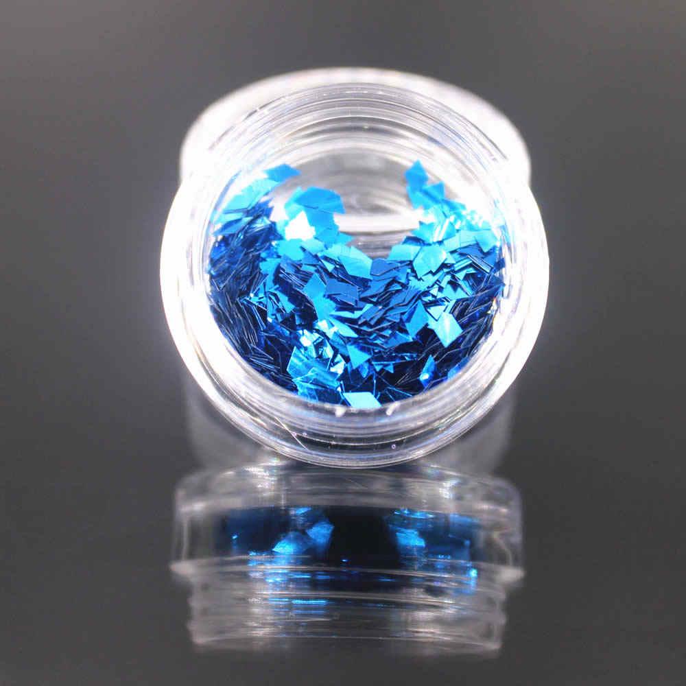 1 Pcs אופנה כחול מעוין נייל טיפול מפטרייה רגליים יד חיטוי ציפורניים פטרייתי טיפול עט מניקור טיפול כלים