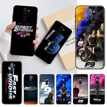 Hpchcjhm Fast & Furious 9 Diy Printing Phone Case Cover Shell untuk Redmi Note 8 8A 8T 7 6 6A 5 5A 4 4X 4A Go Pro(China)