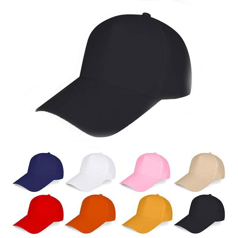 stylish plain sun visors beach caps unisex letter printed baseball cap Catop dad hat