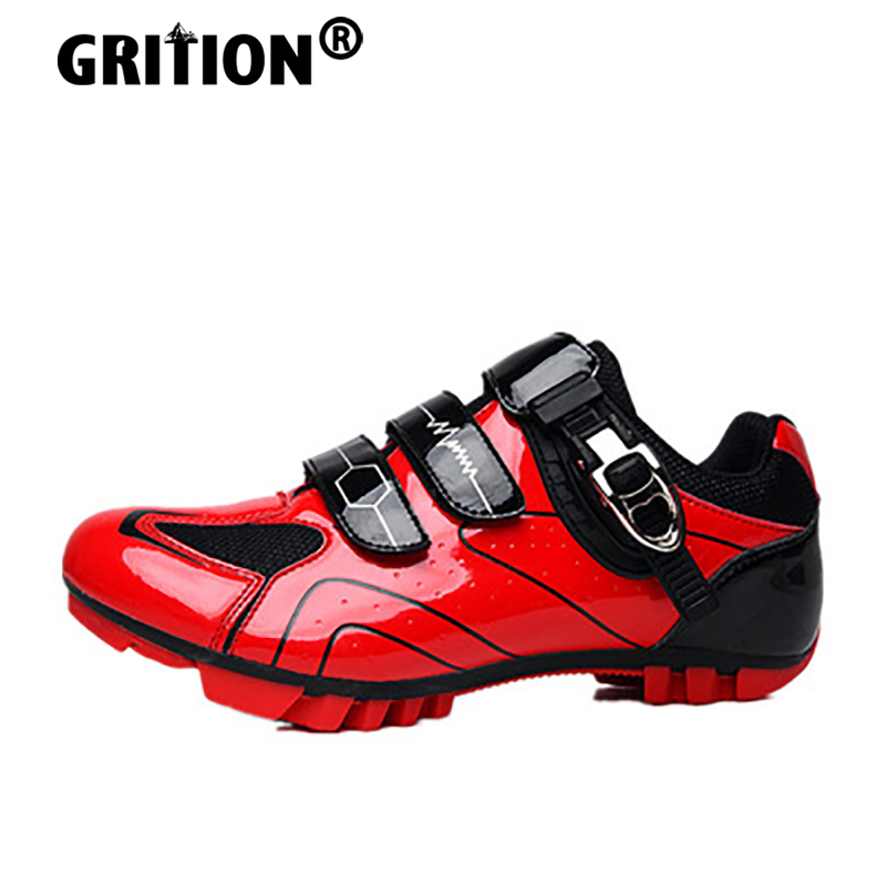 GRITION Mens Road Cycling Shoes Outdoor Profession MTB Shoes Breathable Non Slip Casual Trekking Womens Hiking Sneakers 2021 New