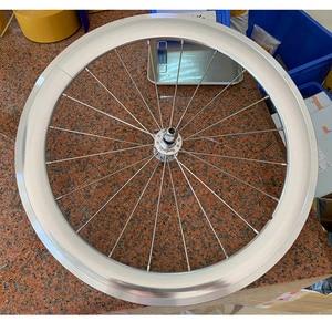 "Image 3 - SILVEROCK Alloy Wheelset 20"" 406 451Rim Caliper Brake High Profile 74 100 130 11s for Tricycle Folding Bike Minivelo Wheels"