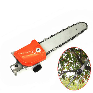 Galhos altos serra de corrente gramado weeder/cortador de grama/hedge acessórios cortador de escova peças 10