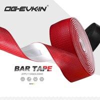 OG EVKIN BT001 Road Bicycle Bar Tape Strips Cycling Handlebar Tapes Bike Accessories Polyurethane/EVA 2019|Handlebar Tape| |  -