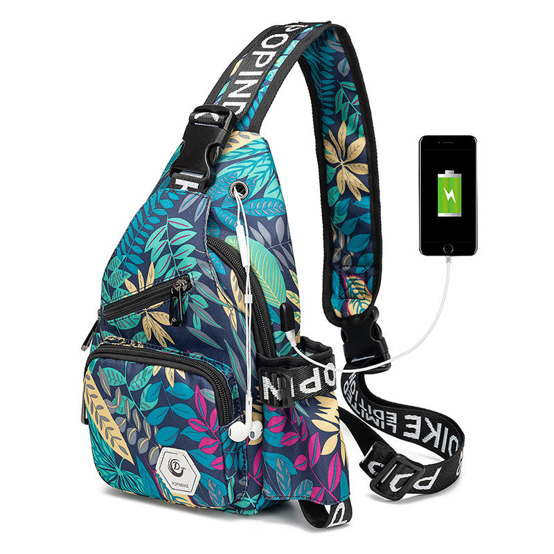 Men's Canvas Shoulder Bags 5 Colors New Fashion Chest bag Casual High Quality Crossbody Bags Bolsos Mujer 2020