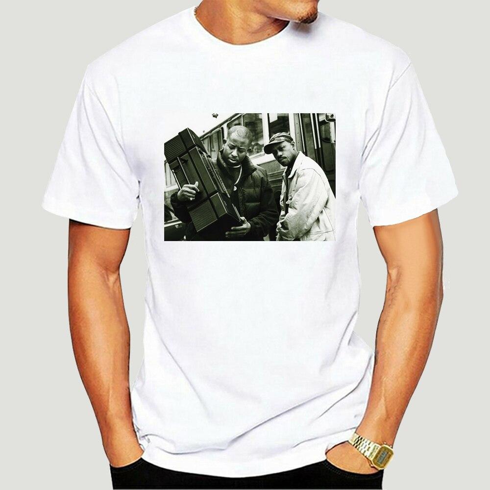 Gangstarr Dj премьера Для Мужчин's Для женщин T Shirt-2962A