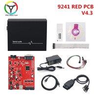 Piasini-llave electrónica V4.3 Serial Suite Engineering V4.3, versión maestra, USB, No necesita activarse, compatible con más vehículos